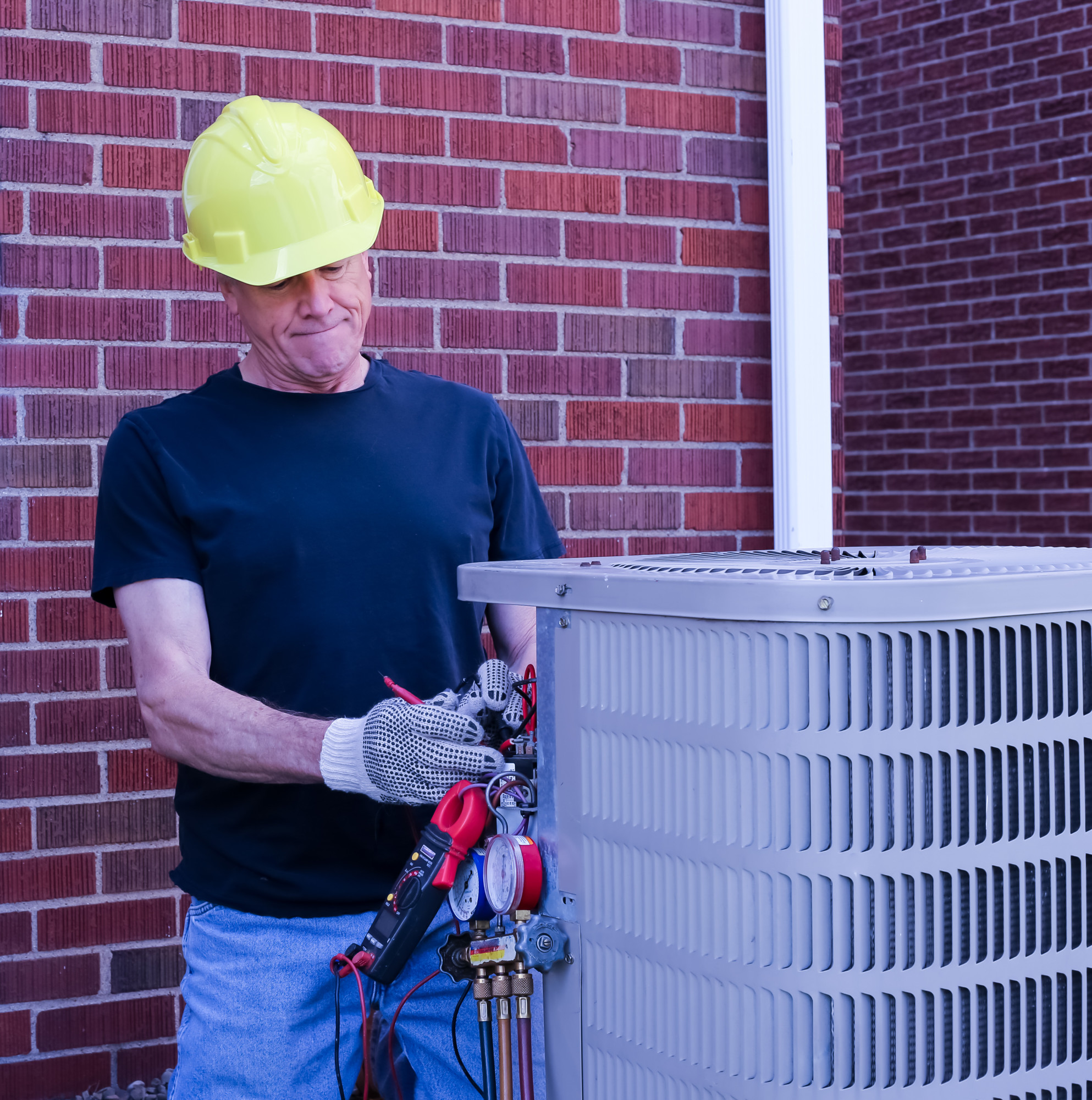 how to clean your air conditioning unit